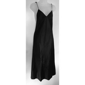 NWT Victoria's Secret long black nightgown 2019